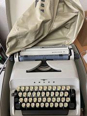 Schreibmaschine mechanisch Top Zustand