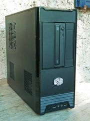 Gaming PC i5 Quad-Core Radeon