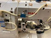 Riegelnähmaschine Pfaff 3339 Industrienähmaschine
