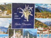 Ansichtskarte - Postkarte - Garmisch Partenkirchen - Ein