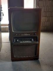 MINERVA - Radio TV - Sammlerstück