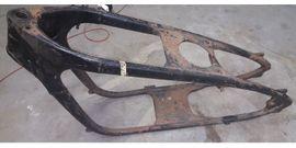 Motorrad-, Roller-Teile - Rahmen Zündapp KS 750 von