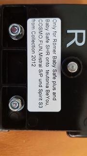 Adapter Babyschale Kinderwagen Teutonia