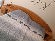 Schlafzimmer - Bett zur Selbstabholung