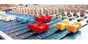 Erstbezug Räume für Tonstudio Musik-Produktion