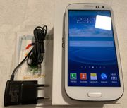 Samsung Galaxy SIII Marble White -