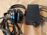 STAX SR 5 elektrostatischer Kopfhörer