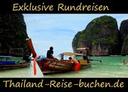 THAILAND INSELHOPPING - EXKLUSIVE INDIVIDUELLE RUNDREISEN