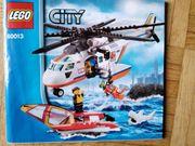 Lego City 60013 Rettungshubschrauber mit