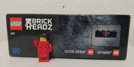 Bild 4 - LEGO Brickheadz 041 042 Tactical - Stuttgart Zuffenhausen