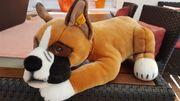 Steiff Boxer Hund