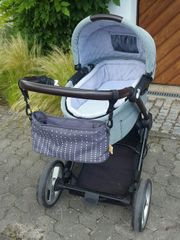 Kombi Kinderwagen Mutsy EVO
