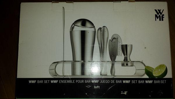 WMF Bar Set 6-teilg