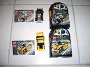 Lego Racers 8666 Tuner X