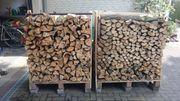 Kaminholz Brennholz Feuerholz ofenfertig und