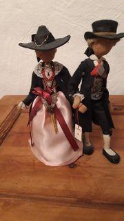 Puppe Paar