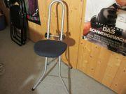 praktischer Bügelstuhl