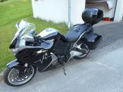 Motorrad Honda mit Doppelkupplung