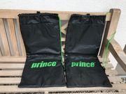 2 Prince Tennisschlägerhüllen für Tennisschläger