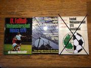 Bücher Fußball WM 1970 1974