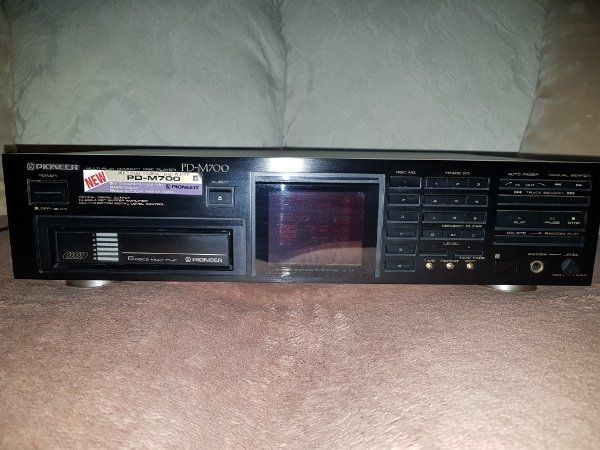 PIONEER PD-M700 6-Fach CD Spieler