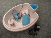 Elektrolyse Entgiftungsfußbad
