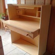 2 teiliger Schrank - Kasten - Schreibtisch -