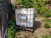 1000 Liter Tank günstig abzugeben