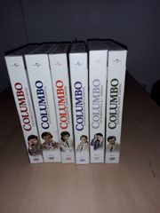 Columbo Staffeln DVD