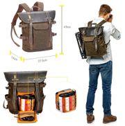 DSLR Kamerarucksack National Geographic Backpack