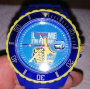 Ice Watch Uhr Text lesen