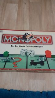 verkaufe das monopoly brettspiel