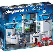 PLAYMOBIL Polizei-Kommandozentrale 6872 5180