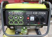 Notstromgenerator Einphasig 230V 2 2kW