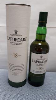 Whisky Laphroaig 18 Jahre