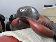 CWD 2G Springsattel 17 zoll