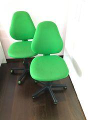 Bürostuhl grün