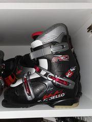 Skischuh Größe 23 entspricht Schuhgröße