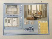 Geuther Konfigurationsgitter Set 2762 inkl