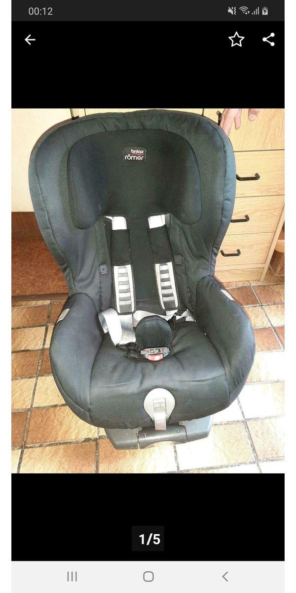 Kinder Autositz Britax Römer Safefix