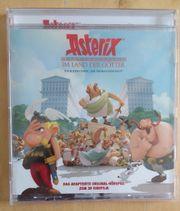Hörspiel Asterix und OBelix