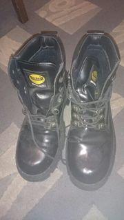Dockers Boots in schwarz