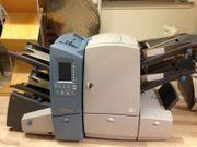 Kuvertiermaschine Hefter SI4400 OMR