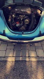 VW Käfer 1303 Alaskablau Met