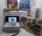 Nintendo 3DS Original Konsole Weiß-OVP
