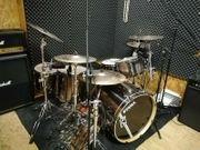 TAMA Superstar Schlagzeug mit Becken