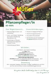 PflanzenpflegerIn 60-100
