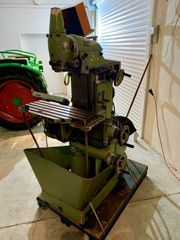 fräsmaschine Macmon M100