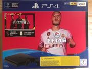 PlayStation 4 FIFA20 Neu