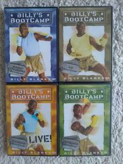 13 Fitness DVDs Bootcamp Yoga